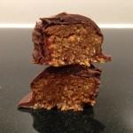 Glutenfri proteinbar