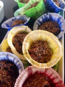Glutenfri kokos muffins