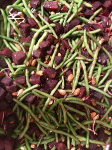 Rødbedesalat med peberrod