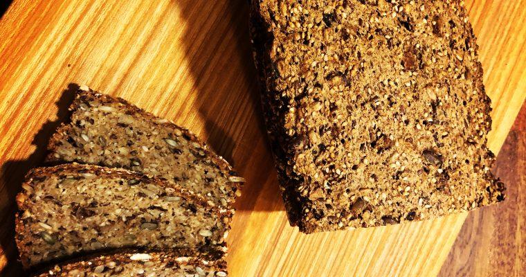 Rugbrød- hvede og glutenfri
