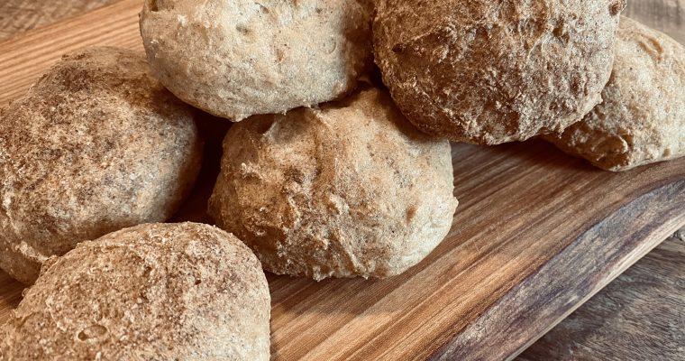 Gluten og hvedefri italienske boller